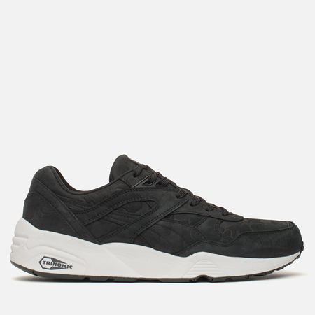 Кроссовки Puma x Bape R698 Black