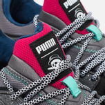 Кроссовки Puma x Crossover Blaze of Glory Velvet Twin Pack Steel Grey/Black/Rose Red фото- 5