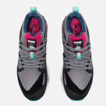 Кроссовки Puma x Crossover Blaze of Glory Velvet Twin Pack Steel Grey/Black/Rose Red фото- 4