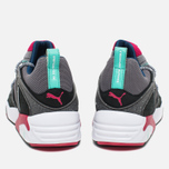 Кроссовки Puma x Crossover Blaze of Glory Velvet Twin Pack Steel Grey/Black/Rose Red фото- 3