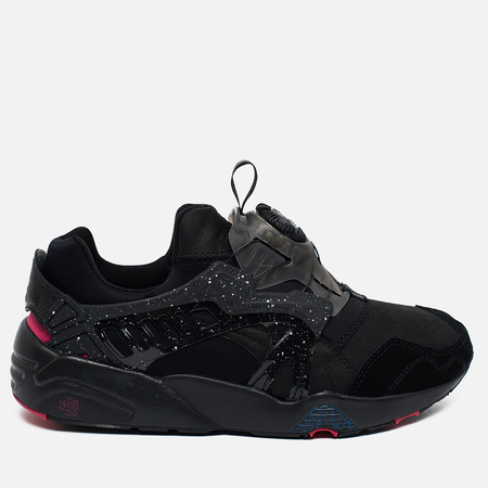 Кроссовки Puma x Crossover Disc Blaze Mystery Black/Red/Silver