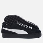 Кроссовки Puma x Daily Paper Court Platform K Black/White фото- 2