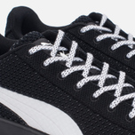 Кроссовки Puma x Daily Paper Court Platform K Black/White фото- 5