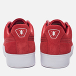 Кроссовки Puma x Daily Paper Court Platform S High Risk Red фото- 3