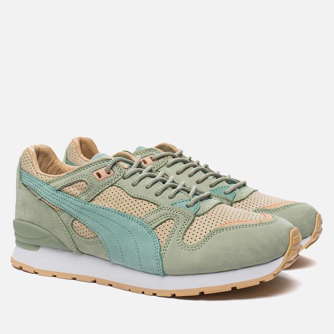 Мужские кроссовки Puma x Daniel Ting Chong Duplex OG Reed Yellow