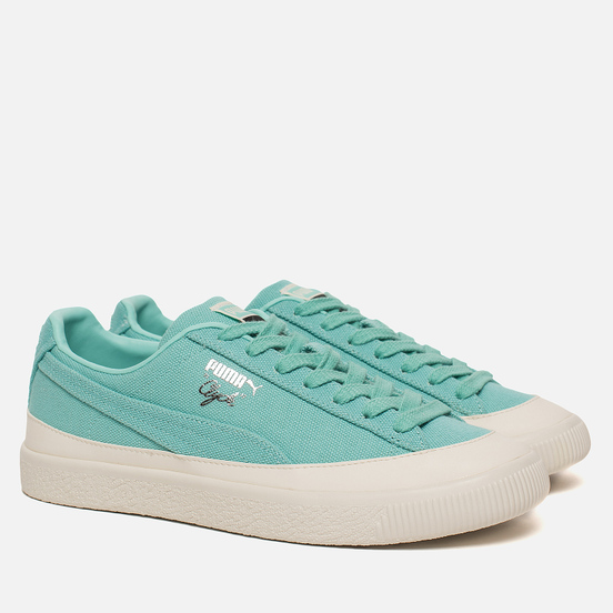 Кроссовки Puma x Diamond Supply Clyde Blue Diamond