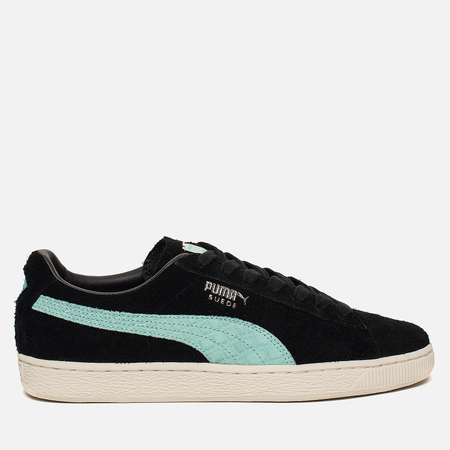 Кроссовки Puma x Diamond Supply Co Suede Black/Diamond Blue