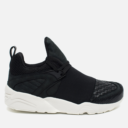 Кроссовки Puma x Filling Pieces Blaze Of Glory Black/White