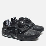 Кроссовки Puma x GraphersRock Disc Blaze Black фото- 1