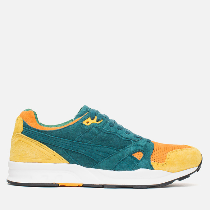 Кроссовки Puma x Hanon XT2 Plus Adventurer Pack Deep Teal/Bright Marigold