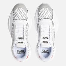 Кроссовки Puma x Karl Lagerfeld Alteration White фото- 6