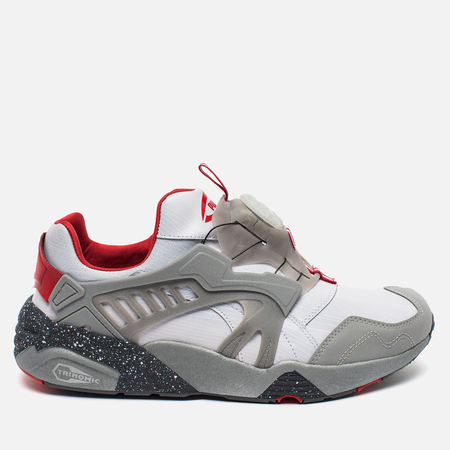 Puma x Limited Edt Disc Blaze Chapter III Sneakers Silver
