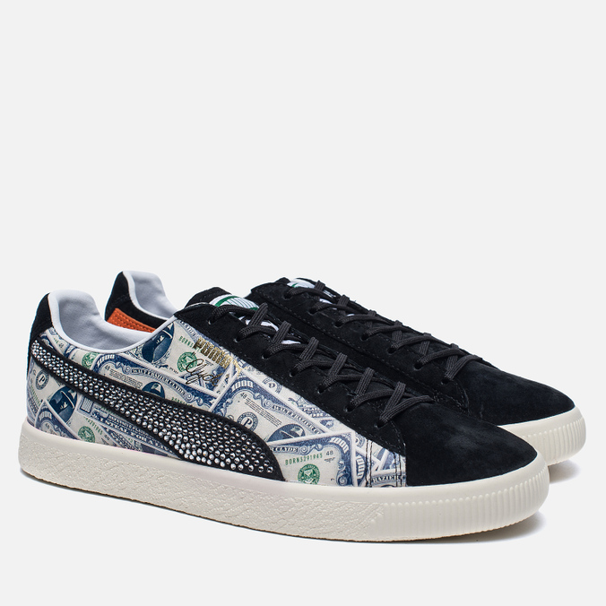buy online 41643 36604 ... Fred Perry x George Cox Announce Joint SpringSummer ... PUMAКроссовки x  Mita Clyde 1000 Bill Motif Black ...