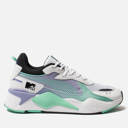 Кроссовки Puma x MTV RS-X Tracks Gradient Blaze White/Sweet Lavender