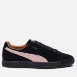 Мужские кроссовки Puma x Patta Clyde Black/Prism Pink фото- 0