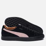 Мужские кроссовки Puma x Patta Clyde Black/Prism Pink фото- 1