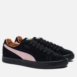 Мужские кроссовки Puma x Patta Clyde Black/Prism Pink фото- 2