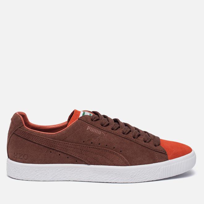 Мужские кроссовки Puma x Patta Clyde Vibrant Orange/Biscuit