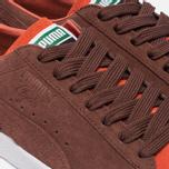 Мужские кроссовки Puma x Patta Clyde Vibrant Orange/Biscuit фото- 3