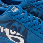 Кроссовки Puma x Pepsi Suede Classic Clean Blue/Silver фото- 6