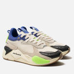 Кроссовки Puma x Sankuanz RS-X Cloud Cream/Royal Blue фото- 2
