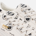 Кроссовки Puma x Sesame Street Basket Whisper White фото- 3
