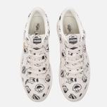 Кроссовки Puma x Sesame Street Basket Whisper White фото- 4