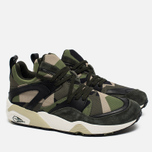 Кроссовки Puma x Sneakersnstuff Blaze Of Glory Swedish Camo Pack Rosin/Whisper White фото- 1