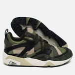 Кроссовки Puma x Sneakersnstuff Blaze Of Glory Swedish Camo Pack Rosin/Whisper White фото- 2