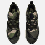 Кроссовки Puma x Sneakersnstuff Blaze Of Glory Swedish Camo Pack Rosin/Whisper White фото- 4