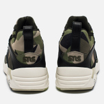 Кроссовки Puma x Sneakersnstuff Blaze Of Glory Swedish Camo Pack Rosin/Whisper White фото- 5
