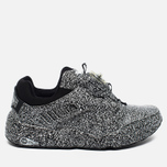 Кроссовки Puma x Trapstar Disc Blaze White Noise Black/White фото- 0