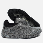 Кроссовки Puma x Trapstar Disc Blaze White Noise Black/White фото- 2
