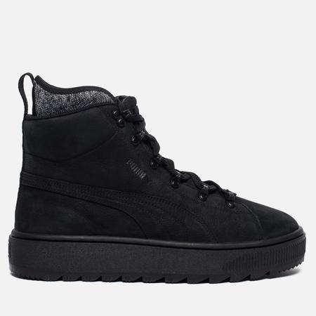Кроссовки Puma x Trapstar Ren Boot Black/Black