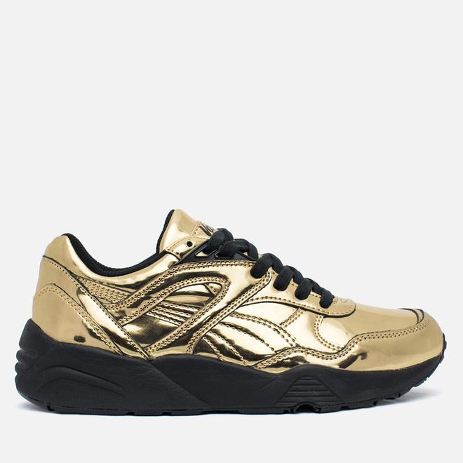 Кроссовки Puma x VASHTIE R698 Gold