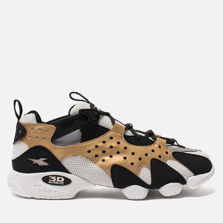 Кроссовки Reebok 3D OP.98 Gold/Black/True Grey/White