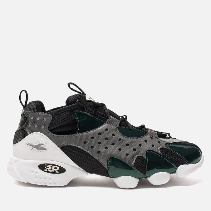 Кроссовки Reebok 3D OP.98 True Grey/Green/Black