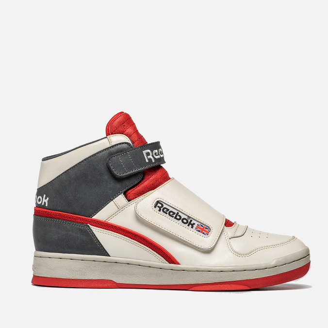 Кроссовки Reebok Alien Stomper Bishop Edition Scarlet/Snowy Grey/Castle