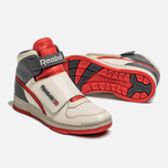 Кроссовки Reebok Alien Stomper Bishop Edition Scarlet/Snowy Grey/Castle фото- 6