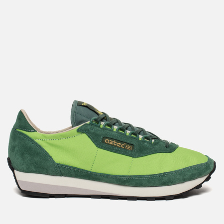 Кроссовки Reebok Aztec Antique Runner Green/White/Grey/Gold