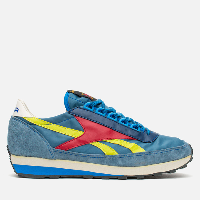 Кроссовки Reebok Aztec OG Slate/Blue/Green/Red