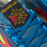 Кроссовки Reebok Aztec OG Slate/Blue/Green/Red фото- 6