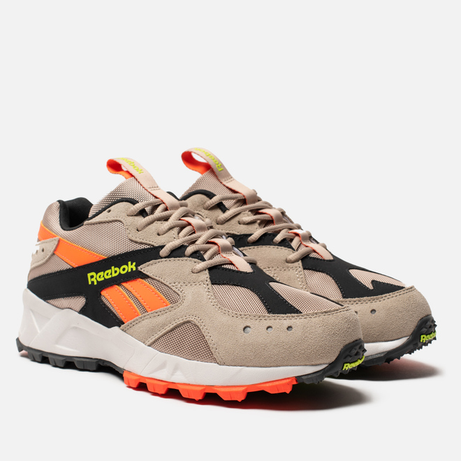 Кроссовки Reebok Aztrek 93 Adventure Modern Beige/True Grey/Solar Orange