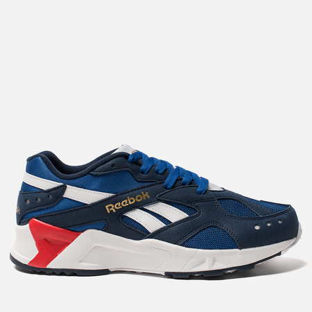 Кроссовки Reebok Aztrek Collegiate Navy/Red/White