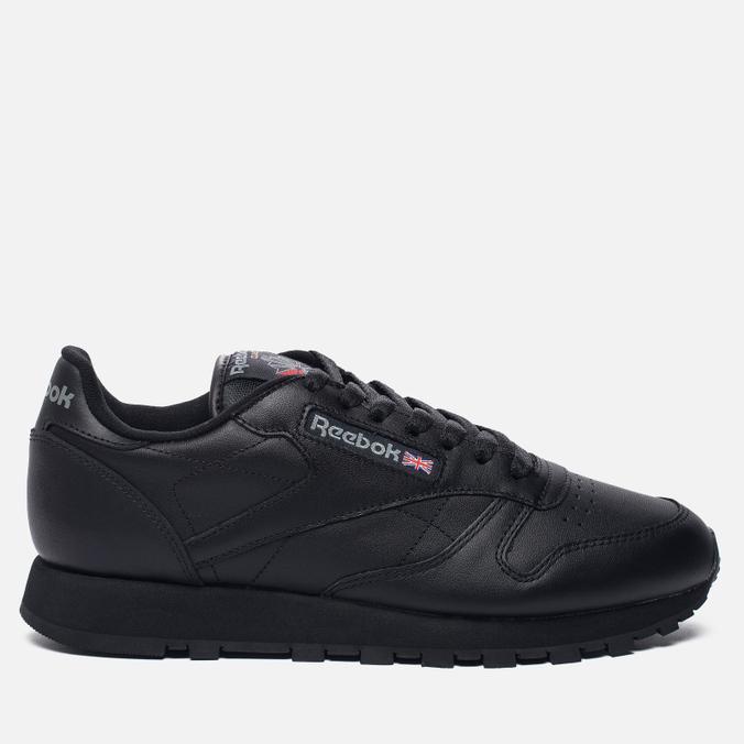 d94602f38938 Кроссовки Reebok Classic Leather Black 2267