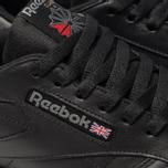Кроссовки Reebok Classic Leather Black фото- 6