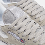 Кроссовки Reebok Classic Leather IS Steel/White фото- 3