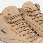 Кроссовки Reebok Classic Leather Mid Gore-Tex Thin Beige/Paper White/Gum фото- 5