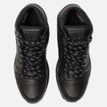 Кроссовки Reebok Classic Leather Mid Ripple Black фото- 5
