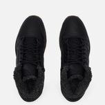 Кроссовки Reebok Classic Leather Mid Ripple Black/Gravel/Gum фото- 1